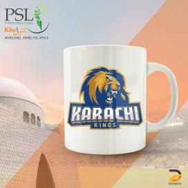 Karachi Kings Mug