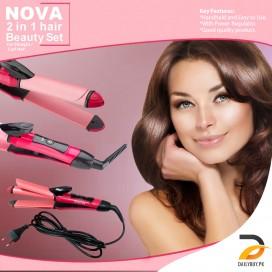 Nova Hair Straightner