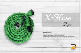 X-HOSE PIPE
